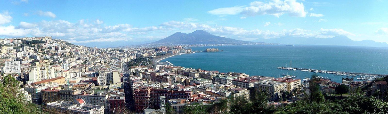Les plus beaux hotels en Italie - Baie de Naples
