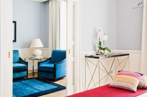 Hotel The Fifteen Keys, Rome : chambre / suite