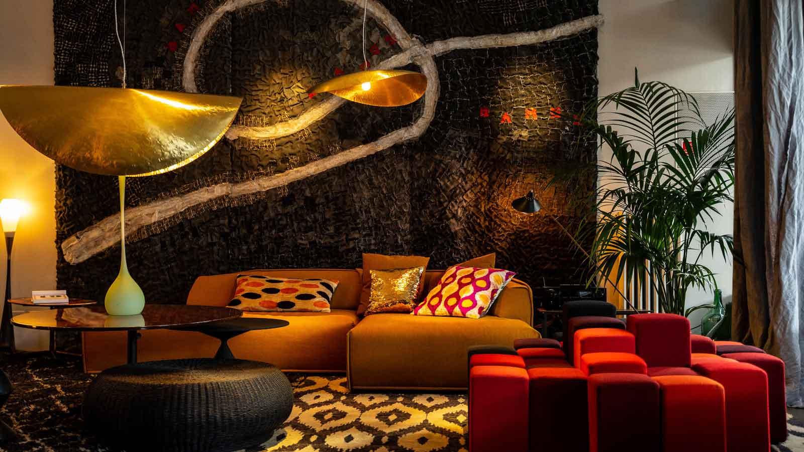 Hotel Trieste Vérone Italie : salon