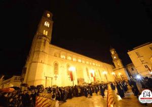 Feest Federicus in Puglia