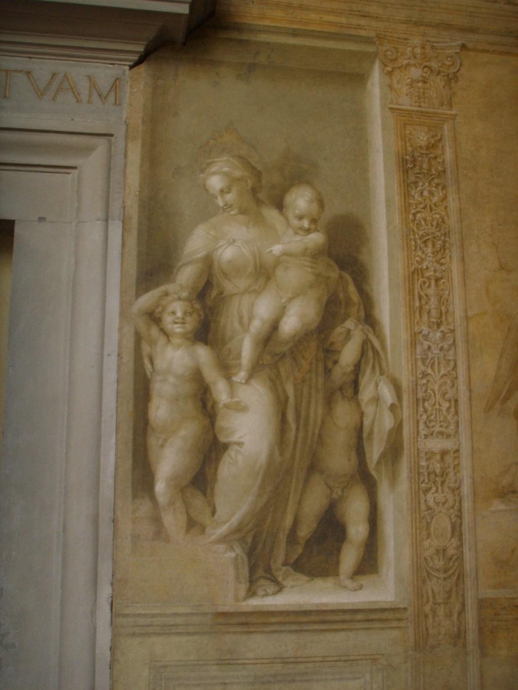 Andrea del Sarto, Carità, 1513
