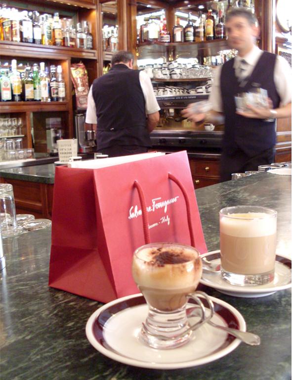 È pronto il caffè betekenis, Gilli Florence, Foto © Aniek Rooderkerken