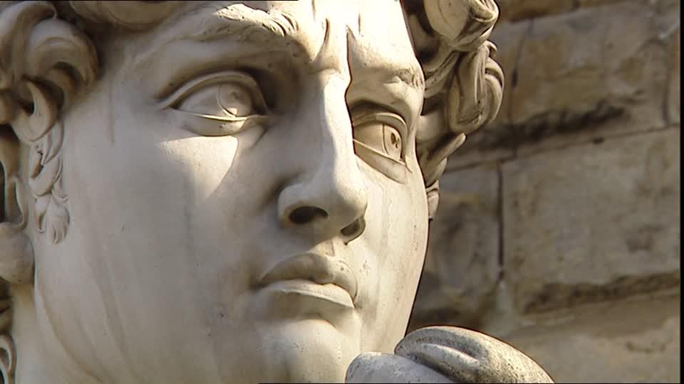 Davind, Michelangelo, Piazza della Signoria