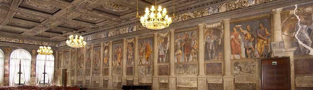 Sala dei Giganti, Padua
