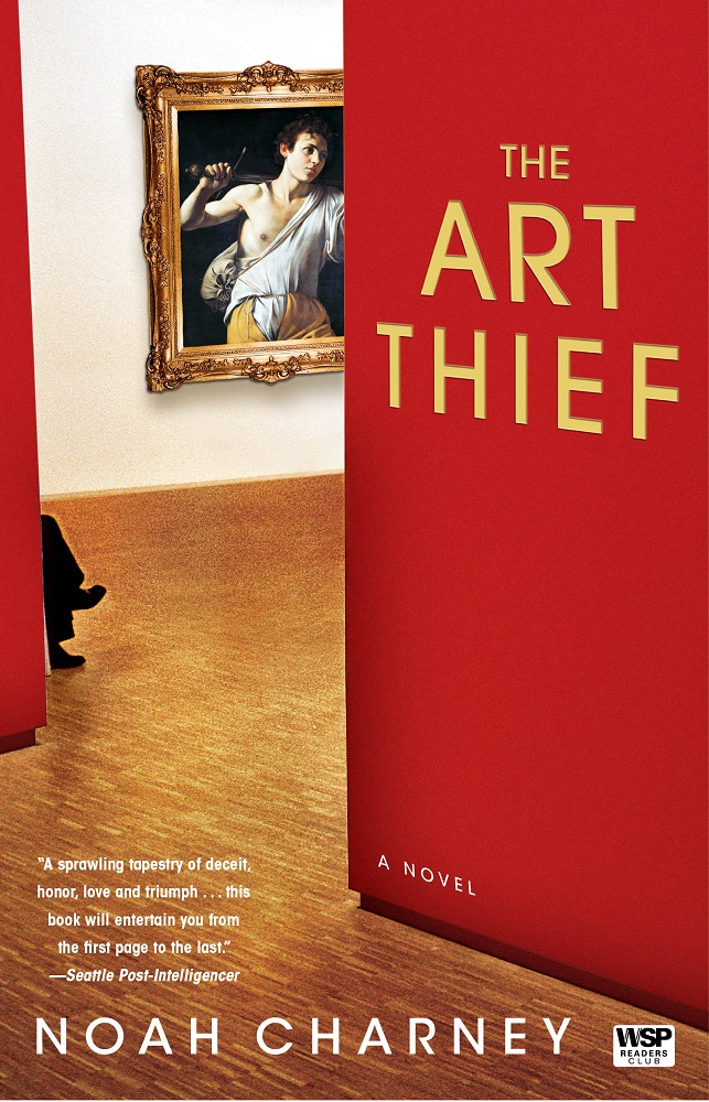 The Art Thief, Noah Charney