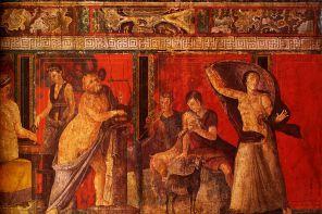 De drie laatste dagen van Pompeii: de uitbarsting van de Vesuvius