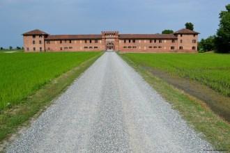 Acquerello rijst van la Colombara in Vercelli, Piemonte