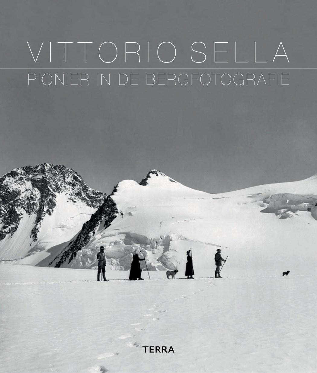 Vittorio Sella, Pionier in de bergfotografie