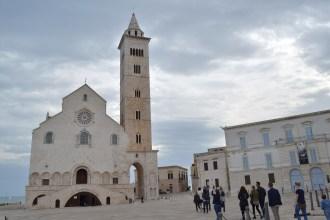 De kathedraal van Trani, Puglia