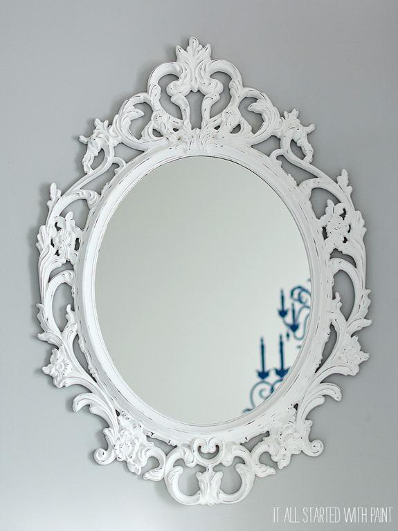 Teen Girl Bedroom in Gray and Aqua on Mirrors For Teenage Bedroom  id=60737