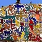 Tuttomondo by Keith Haring