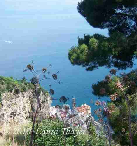 View of Atrani Hiking - Amalfi Coast Hiking