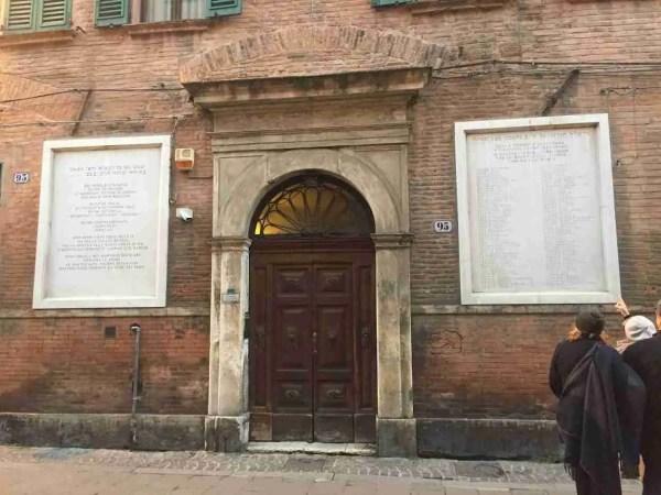 Ferrara Synagogue