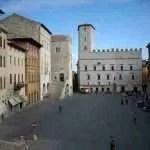 Piazza del Popolo in Todi