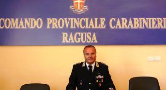 Ragusa, insediato questa mattina il nuovo Comandante Provinciale dei Carabinieri