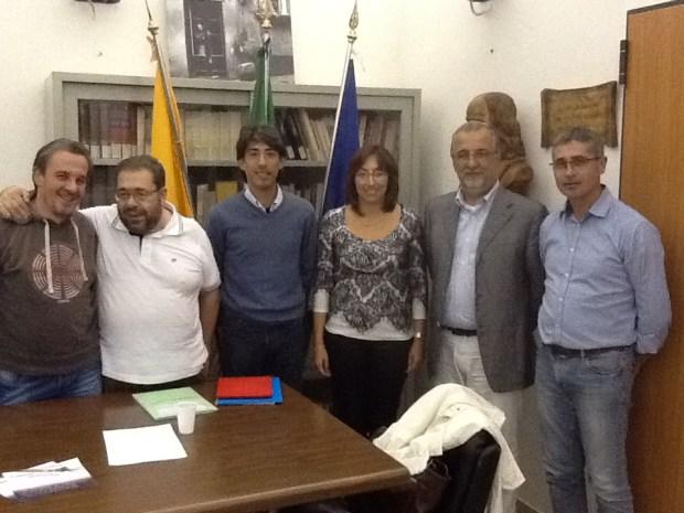 Distefano, Guccione, Spadola, Turcis, Gulino, Brullo