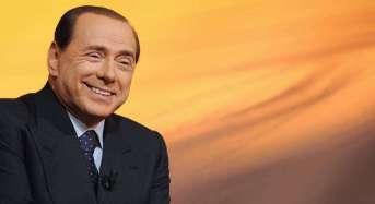 """Berlusconi: """"Mi sento più amato di qualche anno fa"""""""
