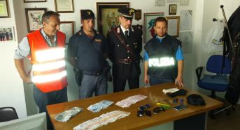 Giarratana. Arrestati tre catanesi per rapina alla Banca Agricola Popolare di Ragusa