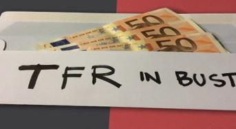 Proietti (UIL): Tassazione TFR con aliquota ordinaria equivale ad inaccettabile aumento tasse