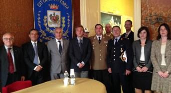Vittoria. Ricevuta a Palazzo Iacono la delegazione ungherese