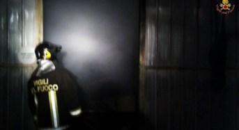 Sassari, in fiamme un cantiere nautico a Rudalza