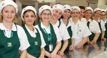 Assunzioni nel settore della ristorazione con CIR food