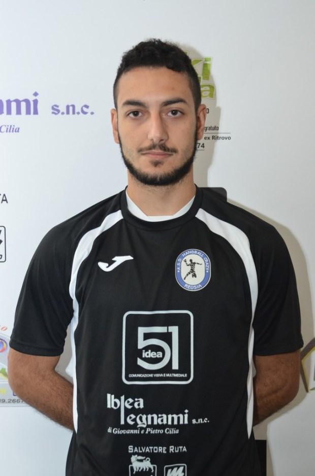 Davide Di Stefano stagione 2014-2015