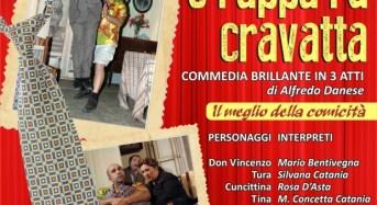 """Oltre nove lustri di successi per la Compagnia """"Amici del Teatro"""" di Chiaramonte Gulfi"""