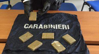 Santa Croce Camerina. Supermarket della droga: Arrestato un albanese con cocaina, hascisc e marijuana
