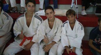 Judo, gli atleti delle Basaki Ragusa in gran luce a Taranto