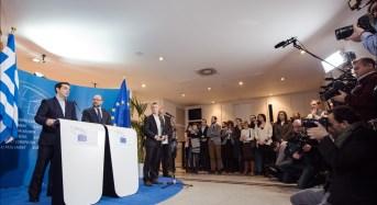Visita di Alexis Tsipras al Parlamento europeo