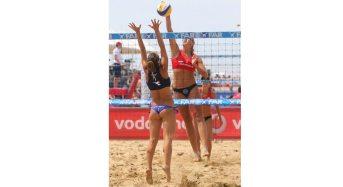 ASD Isoci partner della Federazione italiana Pallavolo per l'organizzazione del campionato femminile 2015 di beach volley