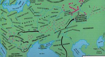 La conquista della Patria e il medioevo ungherese – Parte prima