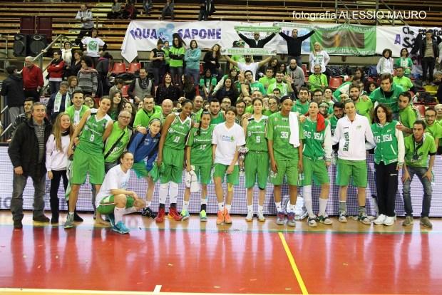 squadra e tifosi