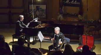 Ragusa. Il duo Curti ha trasmesso grandi emozioni al pubblico di Melodica