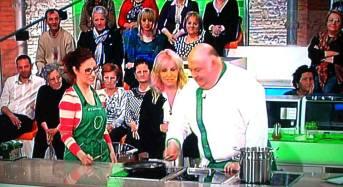 """Acate. Francesca Spitale alla """"Prova del cuoco""""."""