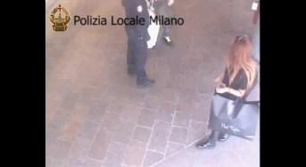 Milano, Polizia locale. Modella ruba in centro commerciale. A casa refurtiva per 20 mila euro