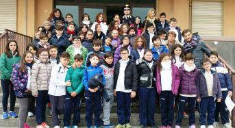 """Vittoria. Cultura della legalità: Incontro con gli alunni delle quinte elementari dell'istituto """"G. Caruano"""""""