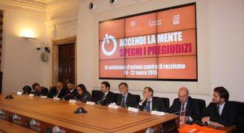 Unar. Milano aderisce alla settimana d'azione contro il razzismo