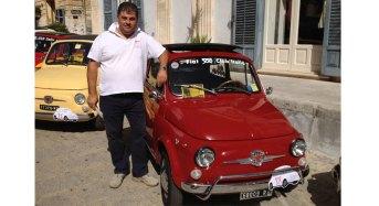 Domenica a Chiaramonte Gulfi la quarta edizione del raduno in fiat 500