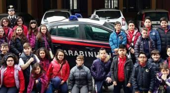 Acate. Cultura della legalità. Incontro con il capitano dei Carabinieri Daniele Plebani.
