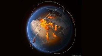 Studiare i terremoti dalla Terra e dallo Spazio