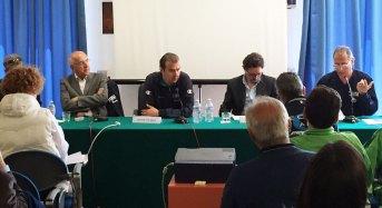 """Ragusa. Il tecnico dell'Italbasket Pianigiani alla Scuola regionale dello sport: """"In Sicilia movimento in crescita"""""""