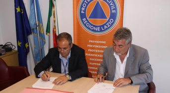 Al via l'Accordo-Quadro tra Agenzia Regionale di Protezione Civile della Regione Lazio e INGV