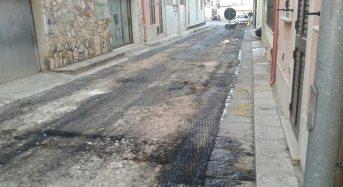 """La Porta: """"La """"strana"""" ripavimentazione delle strade a Marina di Ragusa"""""""