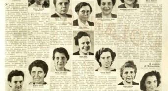 """""""Le donne della Repubblica"""", di Maria Teresa Carrubba."""