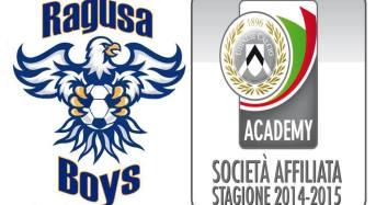 ASD Ragusa boys, stage formativo gratuito per ragazzi classe 2001/03