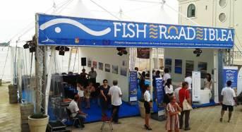 Ieri la tappa di Punta Secca del Fish Road Ibleo