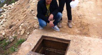 Acate. Movimento 5 Stelle: richiesto l'intervento dei Carabinieri per poter analizzare l'acqua della diga del Ragoleto. Riceviamo e pubblichiamo.