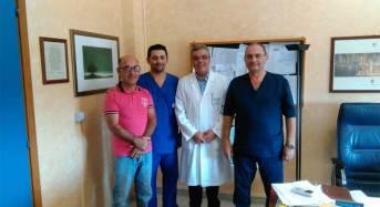 Nasce in Sicilia, nell'Asp di Ragusa, il primo peripherally inserted central catheter – picc team